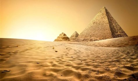 Egyptian Murder Mystery Dinner Theatre