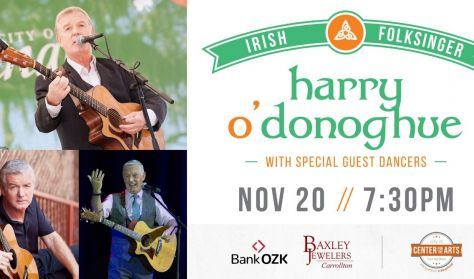 Irish Folksinger: Harry O'Donoghue