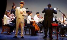 Peacherine Ragtime Society Orchestra