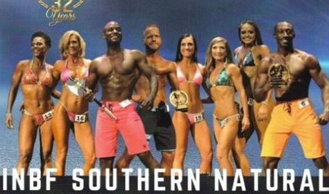 Fitness Factor 3 Presents: INBF SOUTHERN NATURAL
