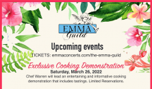 Exclusive Cooking Demonstrations