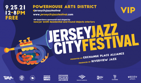 Jersey City Jazz Festival - VIP Tickets