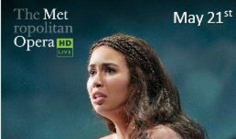 "MET Live in HD ""LUCIA DI LAMMERMOOR"""