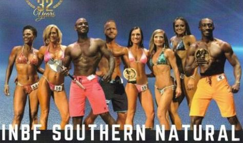 INBF SOUTHERN NATURAL DAY PASS