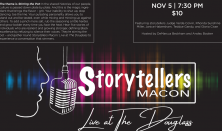 Storytellers Macon:  Live at the Douglass
